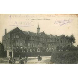 62 FRUGES. L'Hospice 1916
