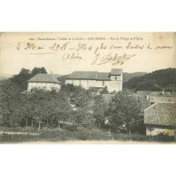 68 KIRCHBERG. Eglise du Village 1918
