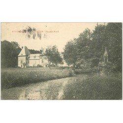 carte postale ancienne 02 VAUXBUIN. Le Château 1907