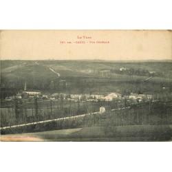 81 CADIX. Vue sur le Village 1916