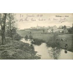 Luxembourg. REDANGE-SUR-ATTERT 1919
