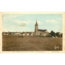 85 BOULOGNE. Le Village et les Prés vus côté Beaumanoir 1952