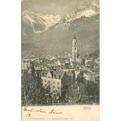 Autriche MERAN 1910
