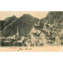 Autriche HALLSTATT 1905
