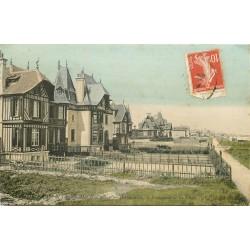 14 HERMANVILLE. Promenade et Villas 1911