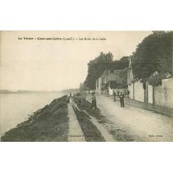 41 LE VIVIER Cour-sur-Loire. Les Bords de la Loire 1919
