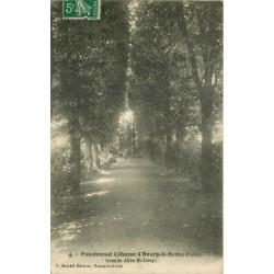 92 BOURG-LA-REINE. Grande Allée St-Joseph Pensionnat Cahuzac 1912