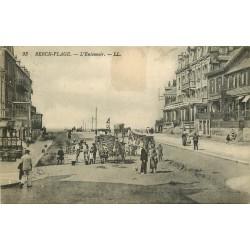 62 BERCK-PLAGE. L'Entonnoir 1921