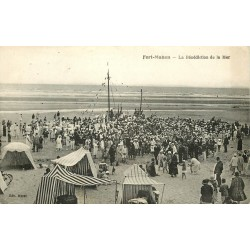 80 FORT MAHON. La Bénédiction de la Mer 1932