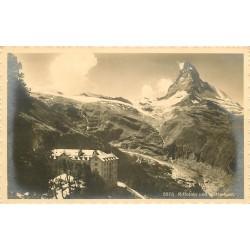 Suisse. Riffelalp und Mattenborn 1922
