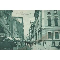 LA SPEZIA. Palazzo Comunale via Cavour 1914