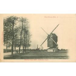 45 NEUVILLE-AUX-BOIS. Le Moulin à Gault vers 1900
