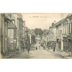 91 ESSONNES. Commerces Rue de Paris
