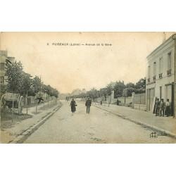 45 PUISEAUX. Avenue de la Gare 1921