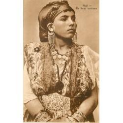 ALGERIE. Un beau costume traditionnel