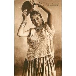 ALGERIE. Danseuse au Tambourin