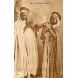 ALGERIE. Musiciens Arabes