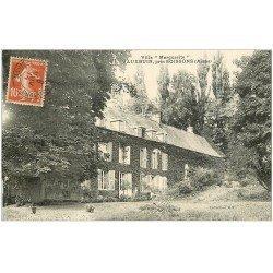 carte postale ancienne 02 VAUXBUIN. Villa Marguerite 1914