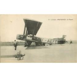 """93 LE BOURGET. Le Départ Avion """" Le Provence """""""