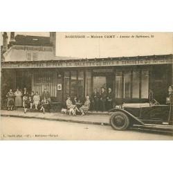 92 LE PLESSIS ROBINSON. Maison Camy Bal du Père La Galette 25 Av de Robinson