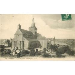 50 GRANVILLE. Eglise Notre-Dame 1912