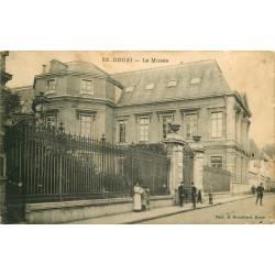 59 DOUAI. Le Musée 1914