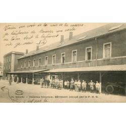 59 DOUAI. Bâtiment occupé par le P.H.R à la Caserne Conroux