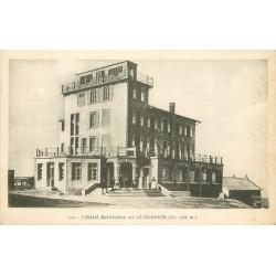 88 LE HOHNECK. Hôtel Belvédère par Litaize avec la note de la facture réglée