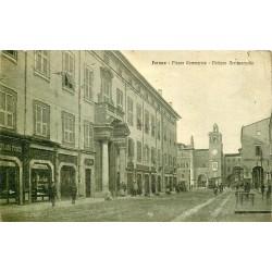 FERRARA. Palazzo Arcivescovile Piazza Commercio 1924