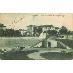 VOGHERA. Scala d'accesso al Sottopassaggio 1916