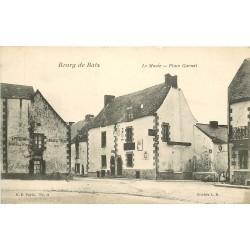 44 BOURG DE BATZ. Musée Place Garnal Epicerie et Bureau de Tabac