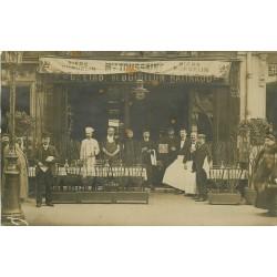 PARIS 04. Maison Toussaint bouillon Ratinaud 17 rue de Rivoli bière Burgelin