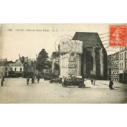59 LILLE. Place du Palais Rihour 1927 concessionnaire Citroën