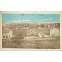 42 POUILLY-SOUS-CHARLIEU. Vue générale vers 1922...