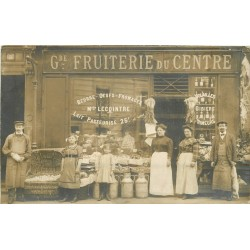 PARIS 15. Lecointre Fruiterie du Centre 3 rue du Commerce
