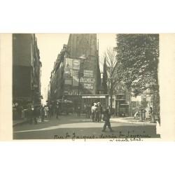 PARIS 05. Vespasiennes rue Saint-Jacques et Hôtel de Picardie