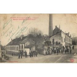 51 SEZANNE. L'Optique Maison Benoist et Berthiot 1918