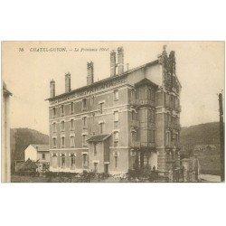 carte postale ancienne 63 CHATEL-GUYON. Le Printania Hôtel