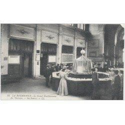 carte postale ancienne 63 LA BOURBOULE. Etablissement Thermes la Source 1911
