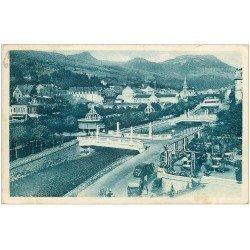 63 LA BOURBOULE. Lot de 10 Cpa. Casino, Plateau Charlannes, Vallée Vendeix, Funiculaire, Route du Barrage...