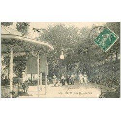 carte postale ancienne 63 ROYAT Lot 10 Cpa. Allée Parc, Paradis, Cascade, Kursaal, Fontaine...