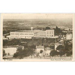 carte postale ancienne 63 THIERS. Ecole Nationale Professionnelle