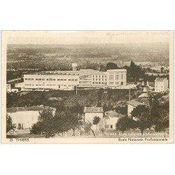 carte postale ancienne 63 THIERS. Ecole Nationale Professionnelle