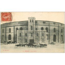 carte postale ancienne 34 BEZIERS. Arènes 1911