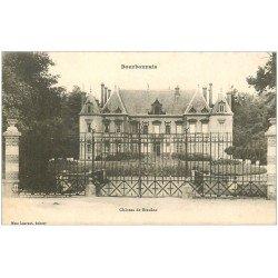 carte postale ancienne 03 BEAULON le Château