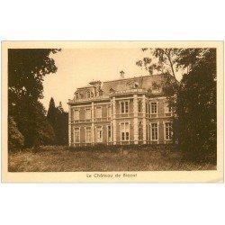 carte postale ancienne 03 BIOZAT le Château