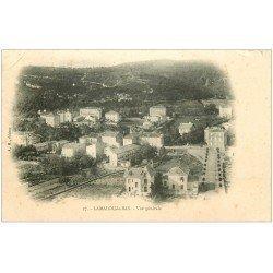 carte postale ancienne 34 LAMALOU-LE-BAS vers 1900