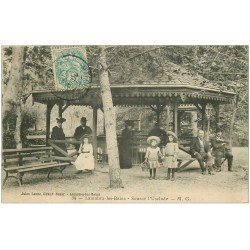 carte postale ancienne 34 LAMALOU-LES-BAINS. Source Usclade 1905