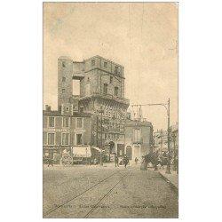 carte postale ancienne 34 MONTPELLIER. Ancien Observatoire. Hôtel du Nord. Vichy Célestins inscription