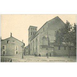 carte postale ancienne 46 CAHORS. Eglise Saint-Barthélémy